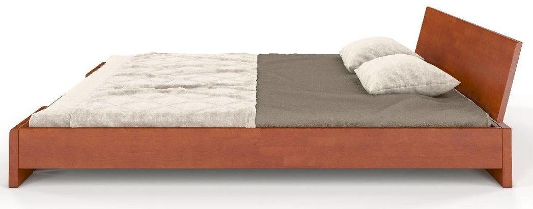 Łóżko drewniane JASMIN niskie