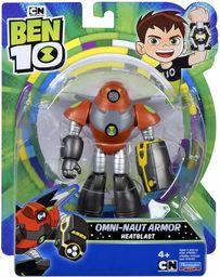 Ben 10 BEN47I10 Figurki akcji - Space Armor Heatblast