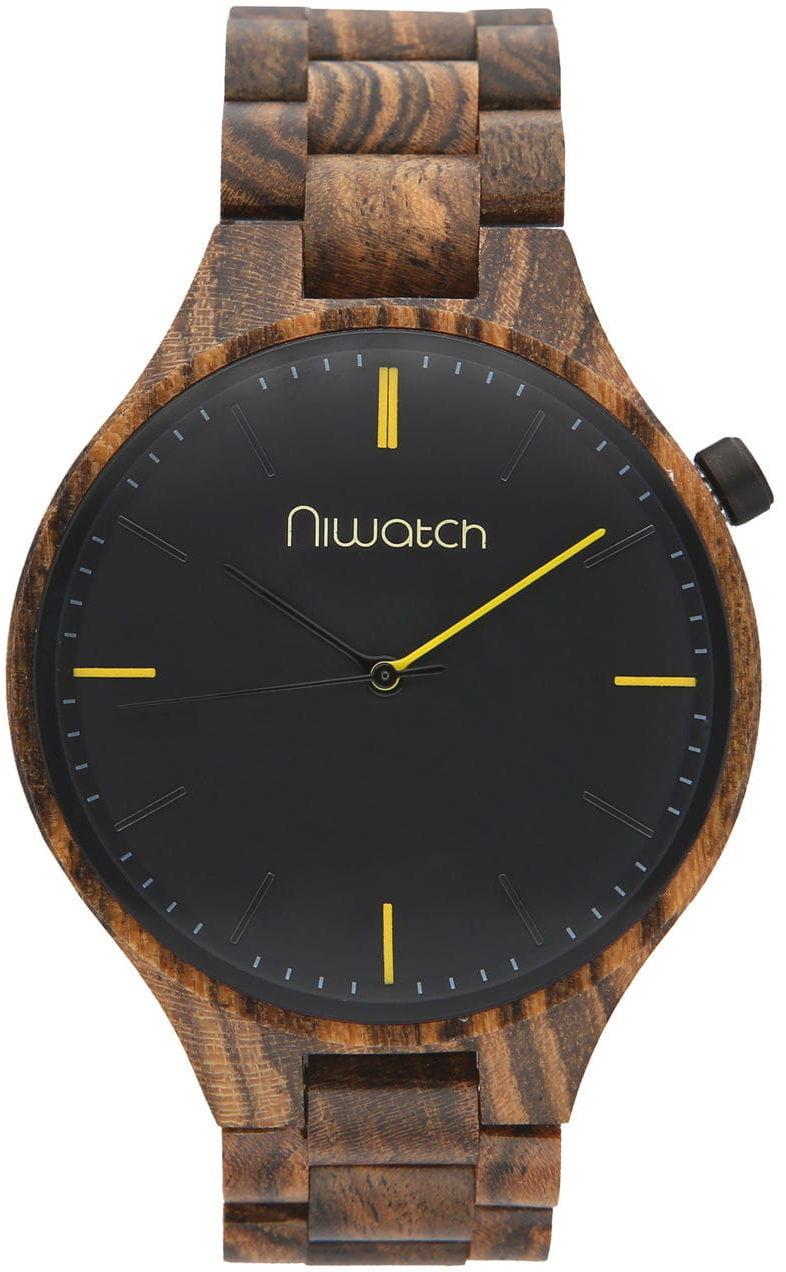 Zegarek drewniany Niwatch - kolekcja CASUAL - ZINGANA