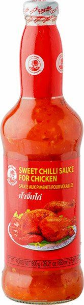 Słodko-pikantny sos chili do kurczaka 650ml - Cock Brand