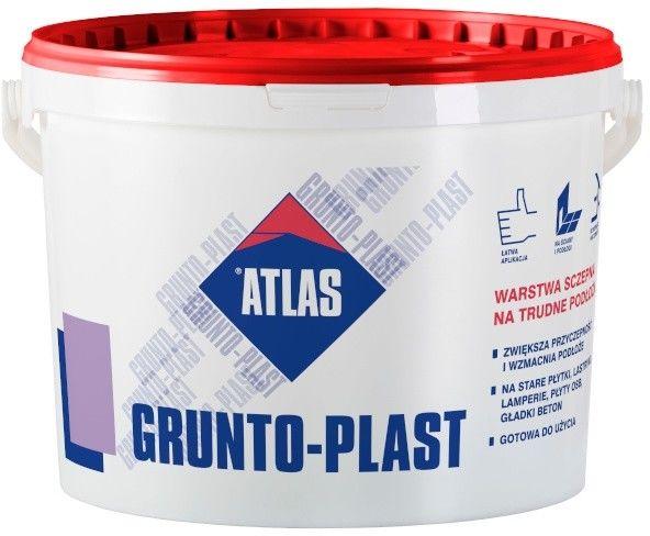 Grunto-plast Atlas warstwa sczepna 5 kg
