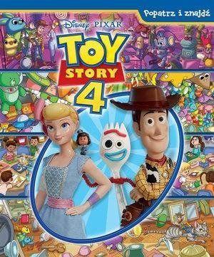 Toy Story 4. Popatrz i znajdź - praca zbiorowa