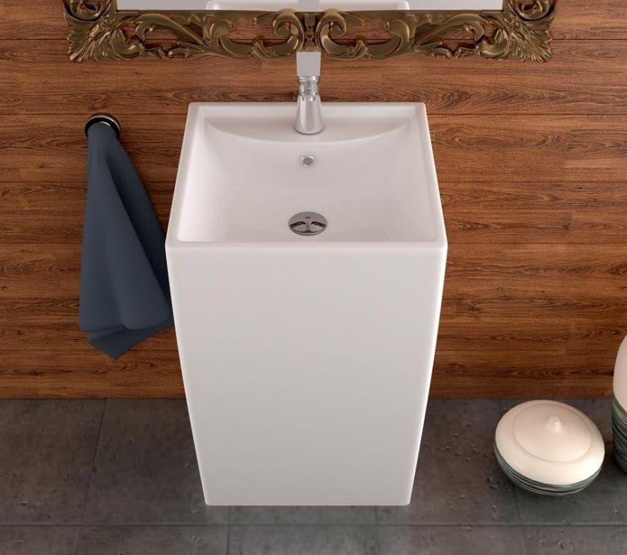 Umywalka wolnostojąca 47 Lavena Rea (REA-U0873)