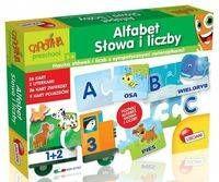 Carotina Alfabet Słowa i Liczby - Lisciani