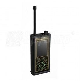 Wykrywacz podsłuchów, mikrofonów i transmiterów ST-031M Piranha