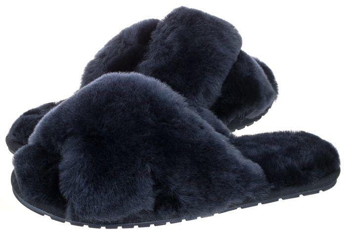 Klapki EMU Australia Mayberry Midnight W11573 (EM230-e)