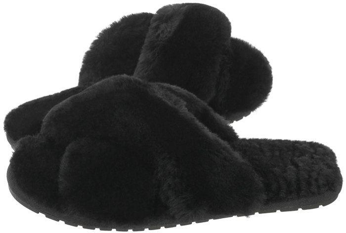 Klapki EMU Australia Mayberry Black W11573 (EM230-i)
