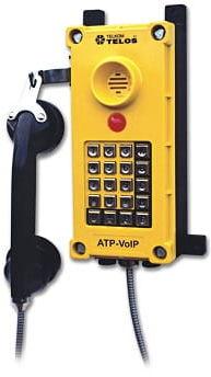 Telkom Telos ATP-VoIP - telefon przemysłowy VoIP