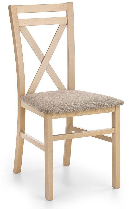 Krzesło drewniane Vegas - dąb sonoma