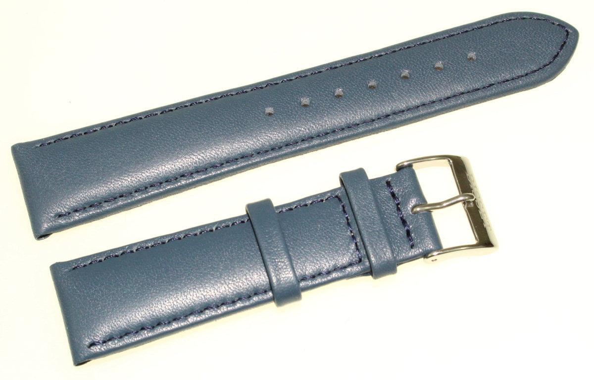 Skórzany pasek do zegarka Bisset 20 mm BS-106.20.18