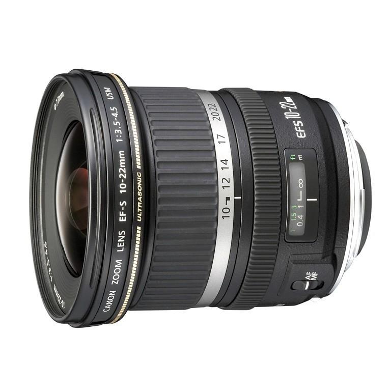 Obiektyw Canon EF-S 10-22mm f/3.5-4.5 USM