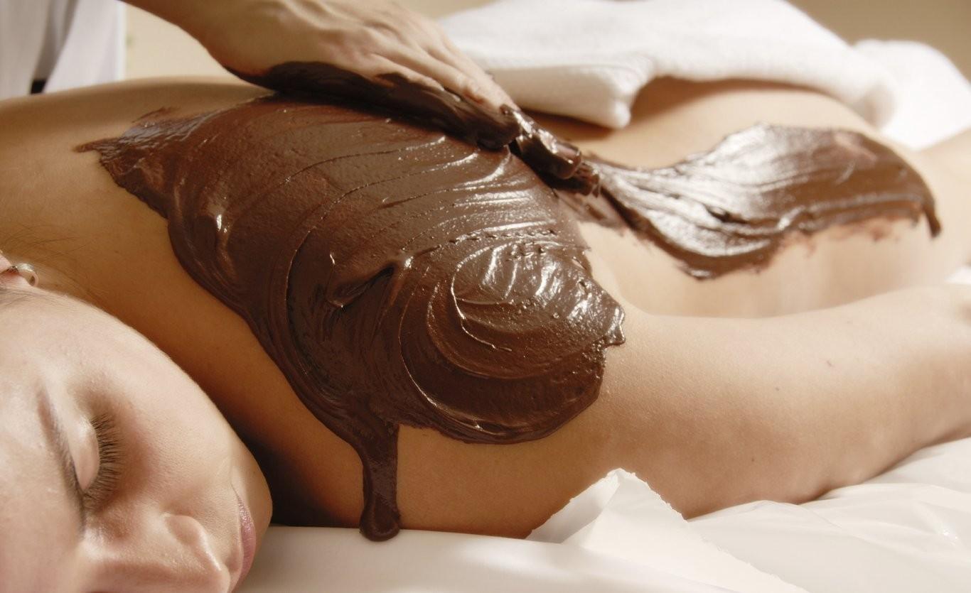 Masaż czekoladowy z peelingiem Choco Coco  Radom