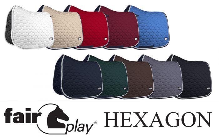 Potnik HEXAGON - Fair Play - ujeżdżeniowy