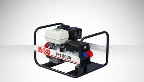 Fogo FH 8000 Agregat prądotwórczy trójfazowy 400V/230V NEGOCJACJA CENY NR TEL 504 082 077 lub biuro@e-narzedziownia.pl