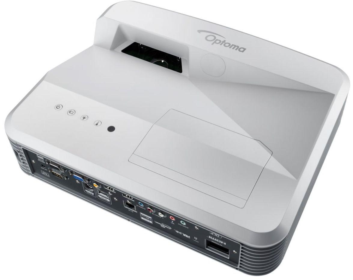 Projektor Optoma X320UST - Projektor archiwalny - dobierzemy najlepszy zamiennik: 71 784 97 60