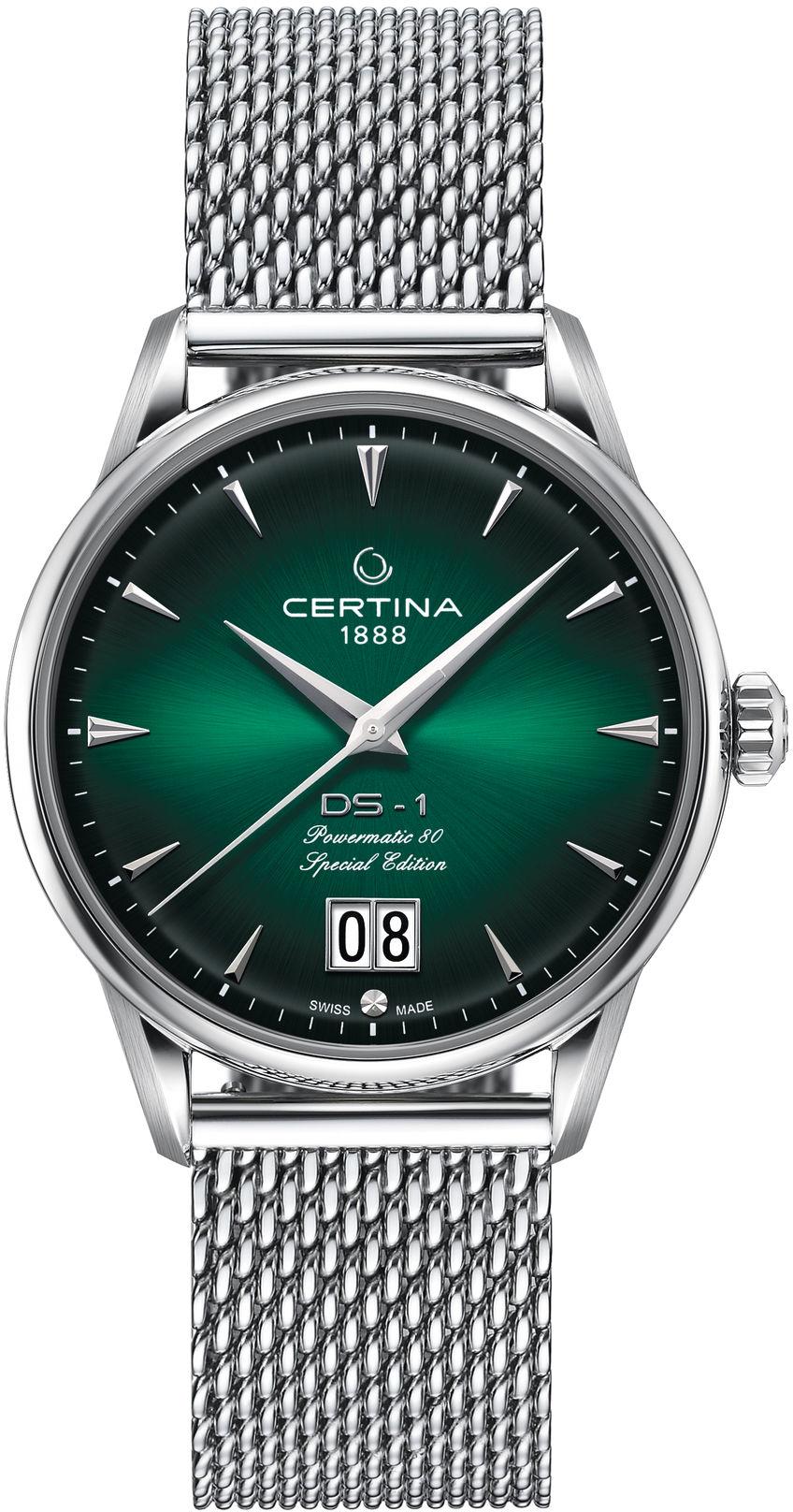 Certina C029.426.11.091.60