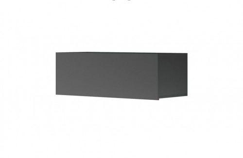 Półka wisząca kostka FRAME ED90 Grafit