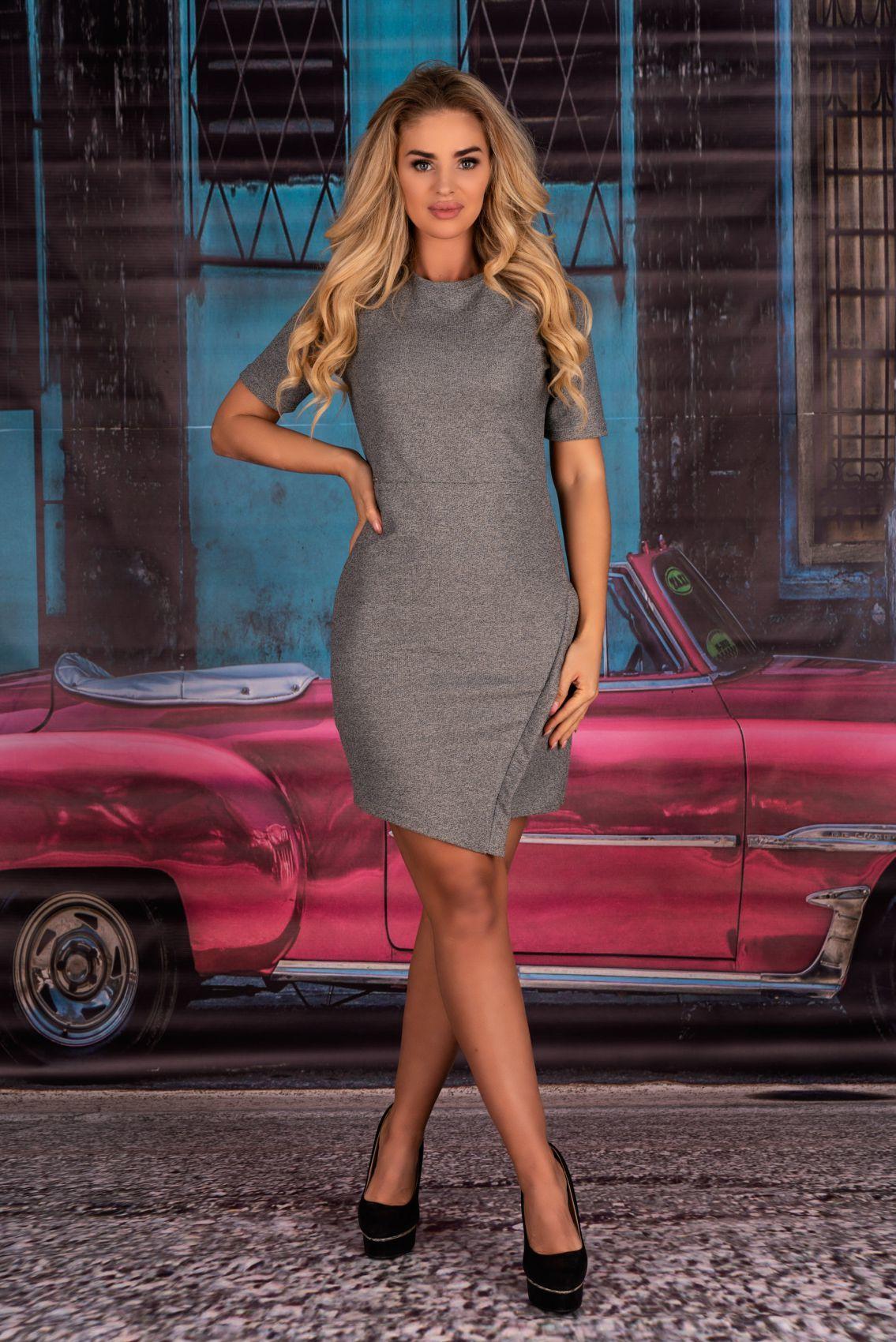 Mesinti FZ1740-1 sukienka