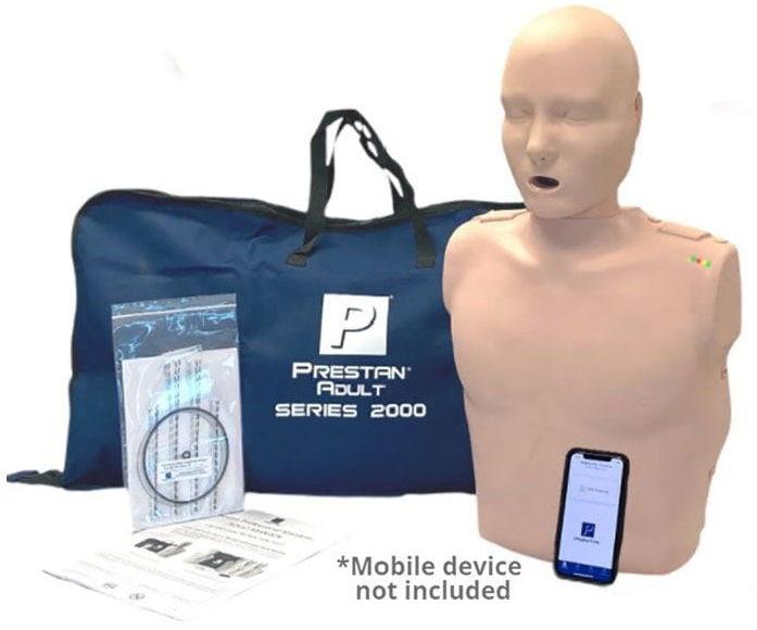 PRESTAN 2000 fantom dorosłego CPR FEEDBACK