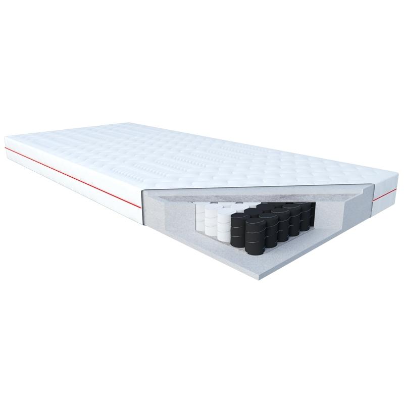 Materac WENUS JANPOL kieszeniowy : Rozmiar - 100x200, Pokrowce Janpol - Smart