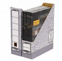 Pudło na literaturę z FSC Fellowes - Bankers Box System - opk 10szt - 0186004