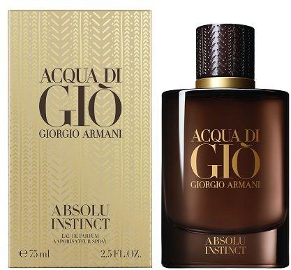 Giorgio Armani Acqua Di Gio Absolu Instinct Pour Homme woda perfumowana - 75ml