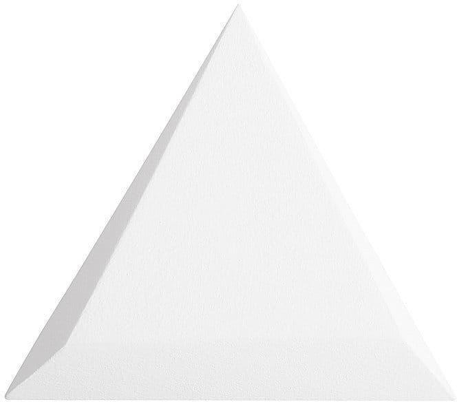 Dunin Mini panel ścienny 3D biały TR-3D