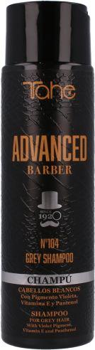 Tahe Advanced Barber 104 Grey szampon do włosów siwych 300ml