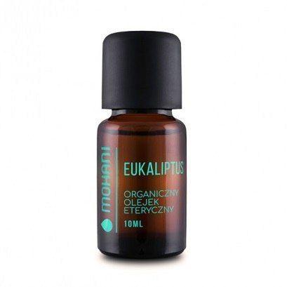 Mohani Organiczny olejek eteryczny z eukaliptusa 10ml