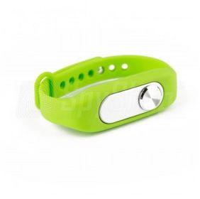 Wymienna opaska do dyktafonu MVR-200 - aż 5 kolorów, Kolor - Zielony