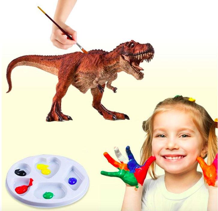 Pokoloruj dinozaura