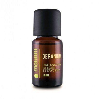 Mohani Organiczny olejek eteryczny z geranium 10ml