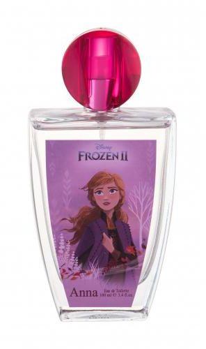 Disney Frozen II Anna woda toaletowa 100 ml dla dzieci