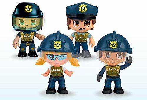 Pinypon Action Specjalistyczna figurka policyjna