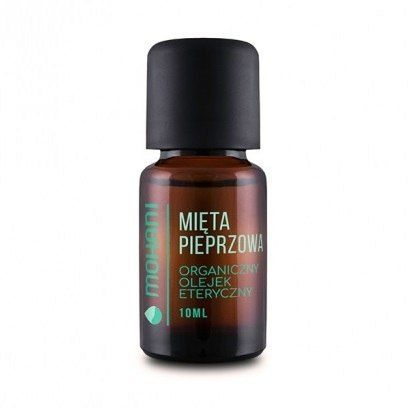 Mohani Organiczny olejek eteryczny z mięty pieprzowej 10ml