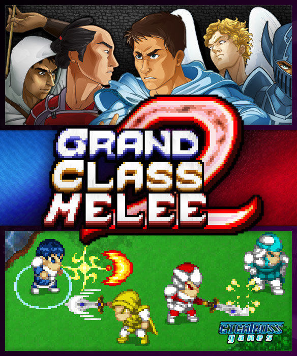 Grand Class Melee 2 (PC) klucz Steam