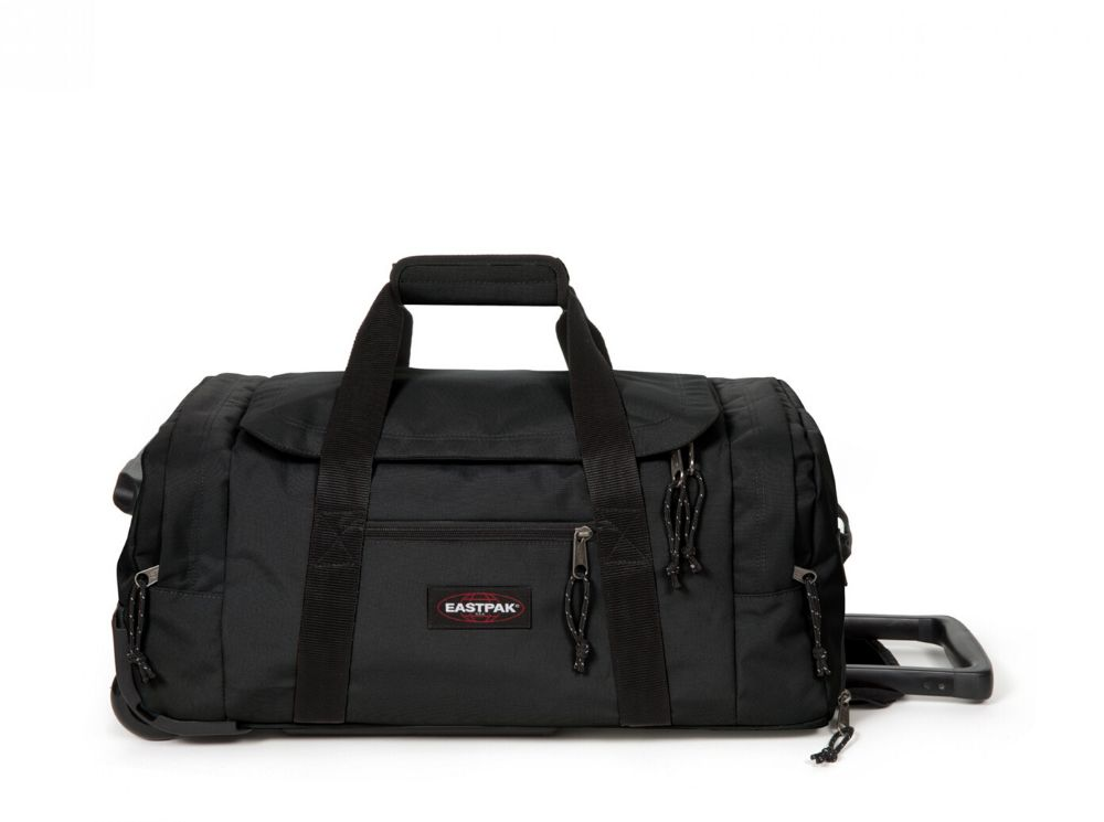 Mała torba podróżna Eastpak Leatherface S+ - black