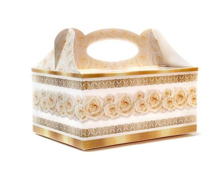 Pudełko na ciasto weselne 1 sztuka PUDZ
