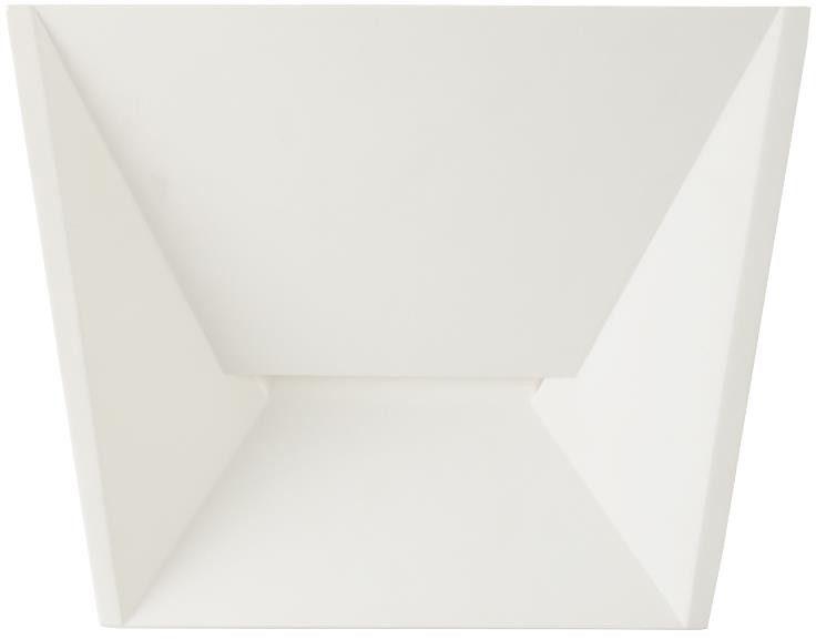 Albert kinkiet 2-punktowy biały 706/1 BIA