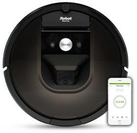 iRobot Roomba 980 + BEZPŁATNA 3-letnia GWARANCJA - Zobacz i testuj robota na żywo w naszym sklepie w Warszawie lub wysyłka w 24h!