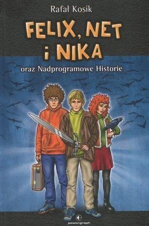 Felix, Net i Nika oraz Nadprogramowe Historie Tom 11 ZAKŁADKA DO KSIĄŻEK GRATIS DO KAŻDEGO ZAMÓWIENIA