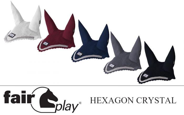 Nauszniki HEXAGON CRYSTAL - Fair Play
