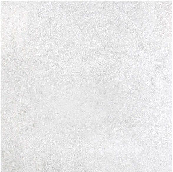 Gres Super Snow Ceramstic 60 x 60 cm white mat 1,44 m2