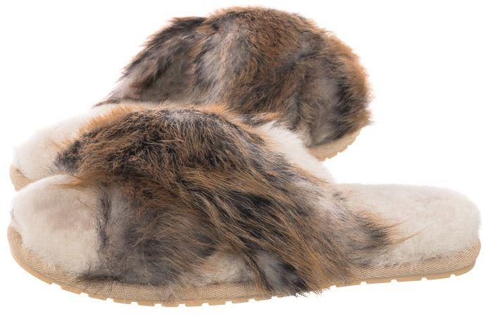 Klapki EMU Australia Mayberry Lava Chestnut W12378 (EM344-a)