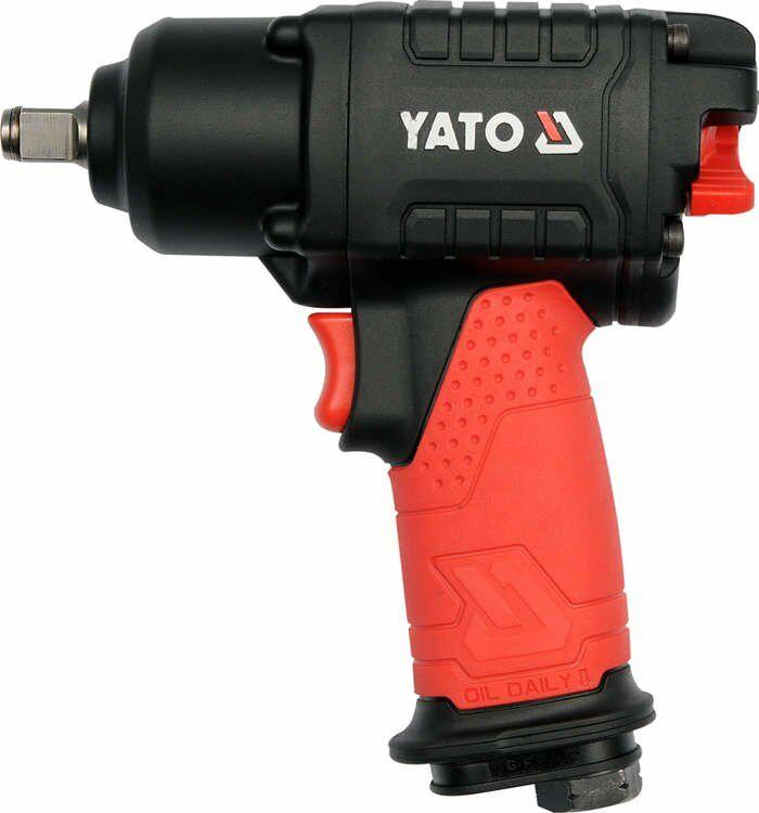 Klucz pneumatyczny 1/2'' 570 nm Yato YT-09505 - ZYSKAJ RABAT 30 ZŁ