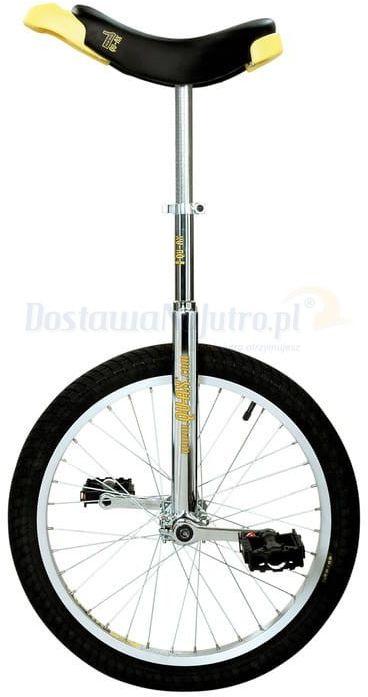 """Monocykl 20"""" QU-AX Luxus 20"""" chrom"""