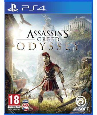 Gra PS4 Assassin s Creed Odyssey.Kup taniej o 50 zł dołączając do Klubu.