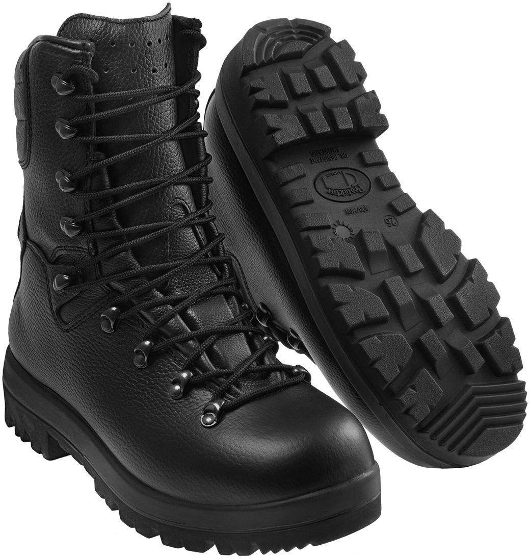 Buty Protektor Walker Black (000-808)