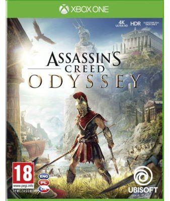 Gra Xbox One Assassin s Creed Odyssey.Kup taniej o 50 zł dołączając do Klubu.