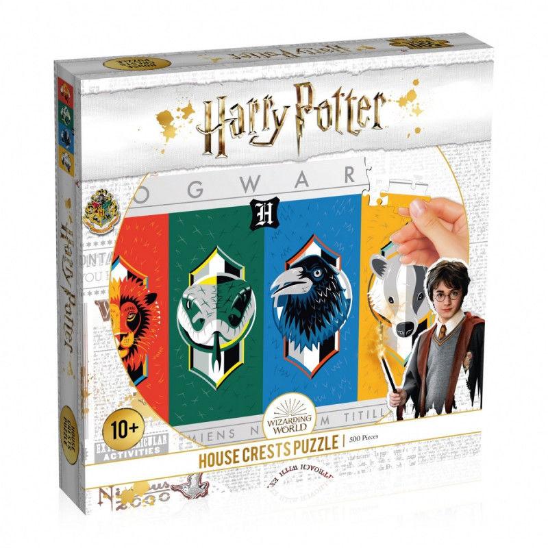 Puzzle 500 elementów Harry Potter